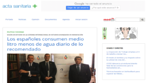 actasanitaria.com